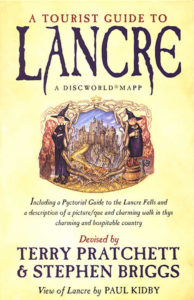 A Tourist Guide to Lancre Paperback