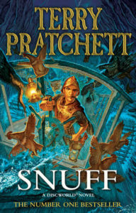 Snuff eBook Book Cover by Terry Pratchett