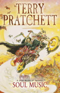 Soul Music Ebook Book Cover by Terry Pratchett