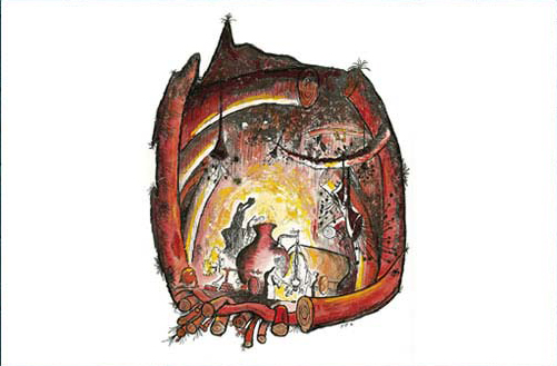 a Discworld illustration