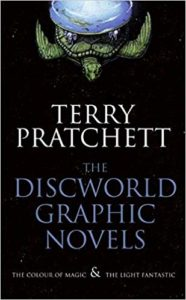 The Discworld Graphic Novels Book Cover by Terry Pratchett