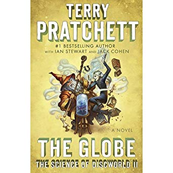 The Science of Discworld 2 US Paperback Book Cover by Terry Pratchett