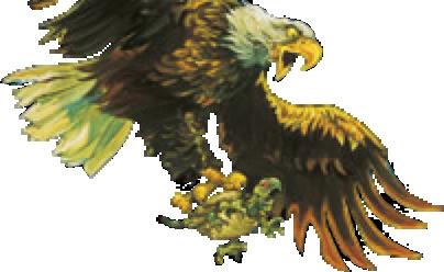 Eagle Illustration by Josh Kirby
